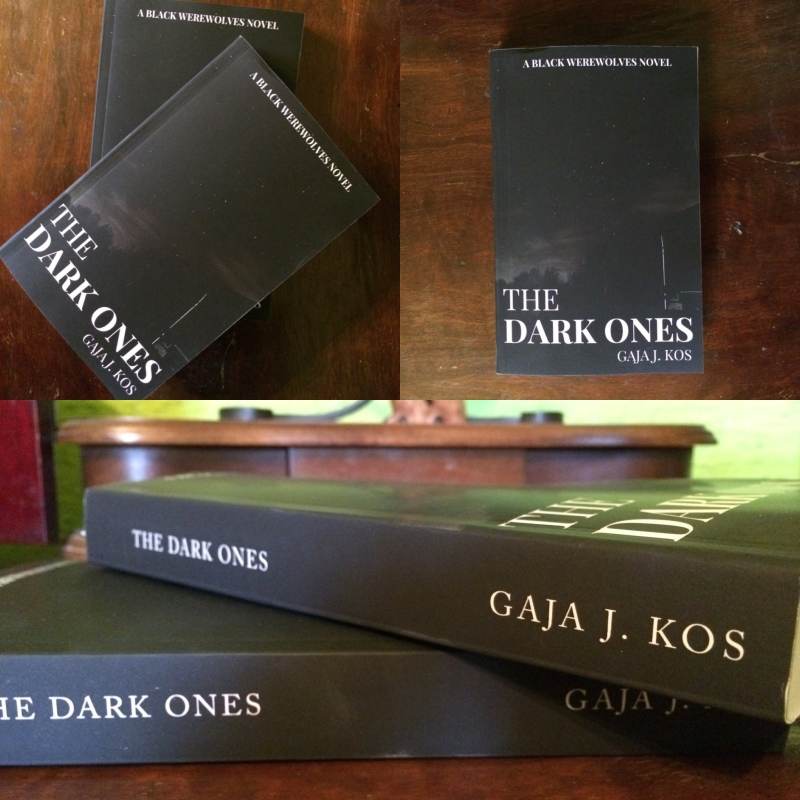 BOOK RELEASE: The DarkOnes